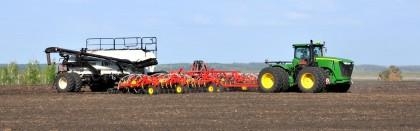 Spring Seeding Update #1, 2014