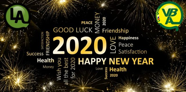 Happy New Year – 2020 !!!